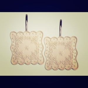 Other - 🌺Gorgeous Shabby Chic Shower 🚿 Hooks🌺